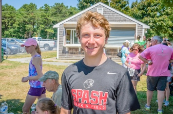 1st place in age group 16-19, from Meixner family. High school honor student, cross country runner, eagle scout candidate.